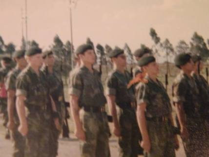 Passing-Out Parade-Depot, The Rhodesia Regiment