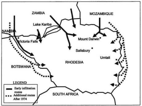 Rhodesia_infiltration_map