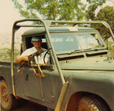 Mine resistant landrover_New Rhodesian